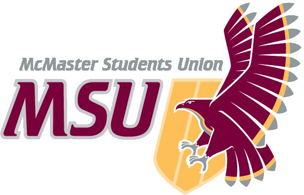 McMaster Student Union Logo
